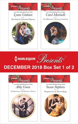 Harlequin Presents December 2018 - Box Set 1 of 2
