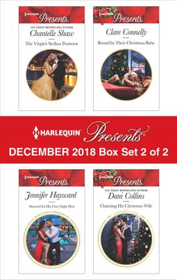 Harlequin Presents December 2018 - Box Set 2 of 2