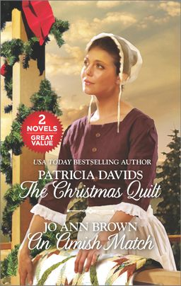 The Christmas Quilt and An Amish Match