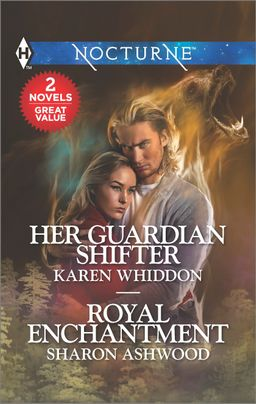 Her Guardian Shifter & Royal Enchantment