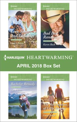 Harlequin Heartwarming March 2018 Box Set