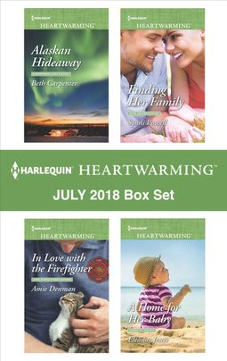 Harlequin Heartwarming July 2018 Box Set