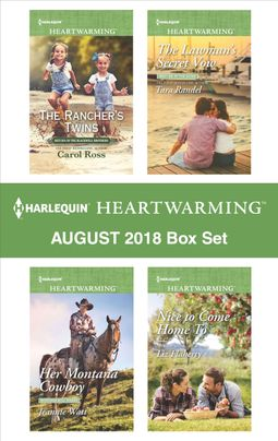Harlequin Heartwarming August 2018 Box Set