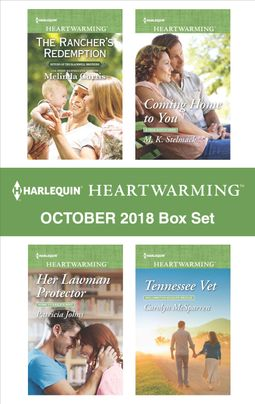 Harlequin Heartwarming October 2018 Box Set