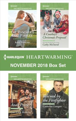 Harlequin Heartwarming November 2018 Box Set