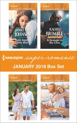 Harlequin Superromance January 2018 Box Set