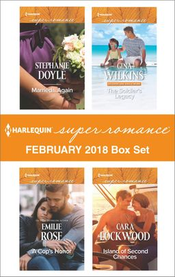 Harlequin Superromance February 2018 Box Set