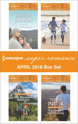 Harlequin Superromance April 2018 Box Set