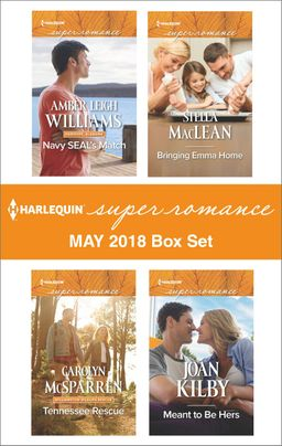 Harlequin Superromance May 2018 Box Set