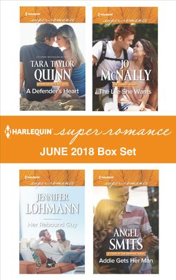 Harlequin Superromance June 2018 Box Set