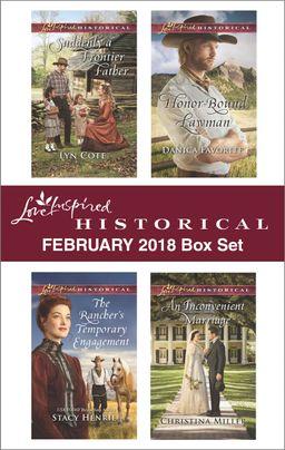 Love Inspired Historical February 2018 Box Set