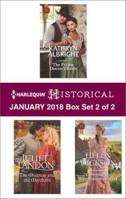 Harlequin Historical January 2018 - Box Set 2 of 2
