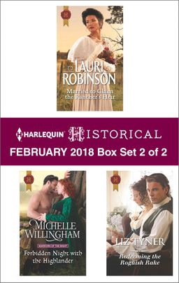 Harlequin Historical Feburary 2018 - Box Set 2 of 2