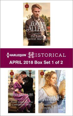 Harlequin Historical April 2018 - Box Set 1 of 2