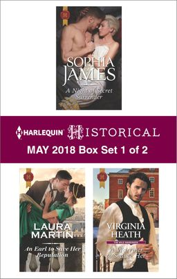 Harlequin Historical May 2018 - Box Set 1 of 2