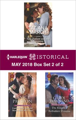 Harlequin Historical May 2018 - Box Set 2 of 2