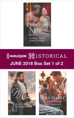 Harlequin Historical June 2018 - Box Set 1 of 2