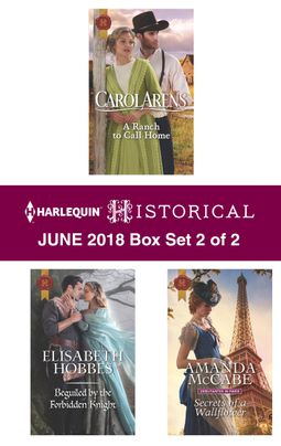 Harlequin Historical June 2018 - Box Set 2 of 2