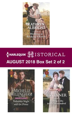 Harlequin Historical August 2018 - Box Set 2 of 2