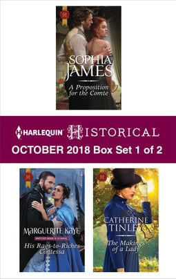 Harlequin Historical October 2018 - Box Set 1 of 2