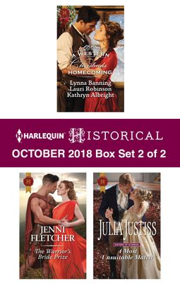 Harlequin Historical October 2018 - Box Set 2 of 2