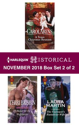 Harlequin Historical November 2018 - Box Set 2 of 2