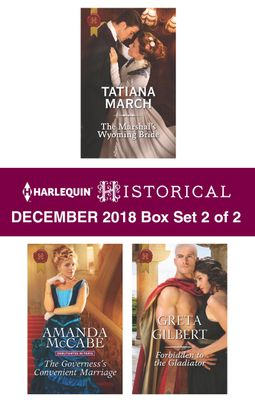 Harlequin Historical December 2018 - Box Set 2 of 2