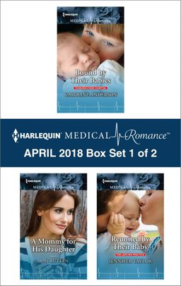 Harlequin Medical Romance April 2018 - Box Set 1 of 2