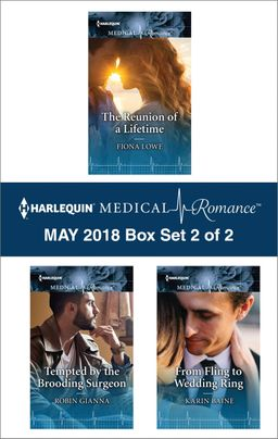 Harlequin Medical Romance May 2018 - Box Set 2 of 2