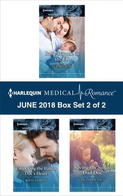 Harlequin Medical Romance June 2018 - Box Set 2 of 2