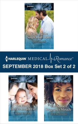 Harlequin Medical Romance September 2018 - Box Set 2 of 2