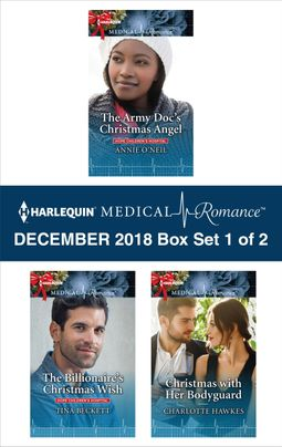 Harlequin Medical Romance December 2018 - Box Set 1 of 2