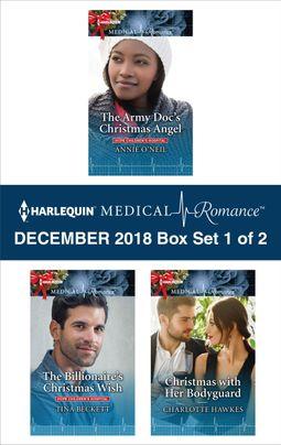 Harlequin Medical Romance December 2018 - Box Set 1 of 2