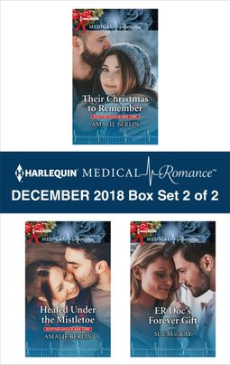 Harlequin Medical Romance December 2018 - Box Set 2 of 2