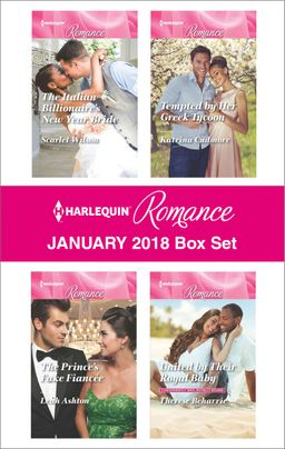 Harlequin Romance January 2018 Box Set