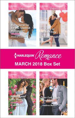 Harlequin Romance March 2018 Box Set