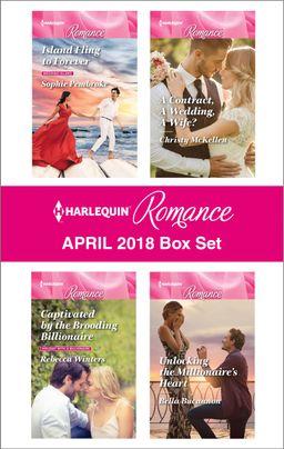 Harlequin Romance April 2018 Box Set