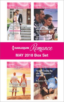Harlequin Romance May 2018 Box Set