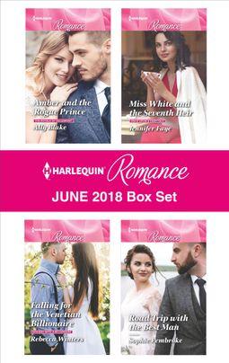 Harlequin Romance June 2018 Box Set