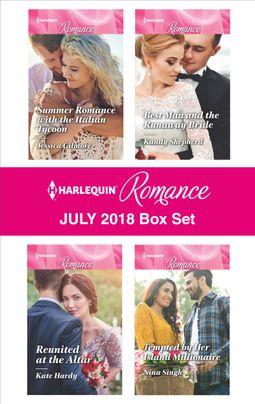 Harlequin Romance July 2018 Box Set