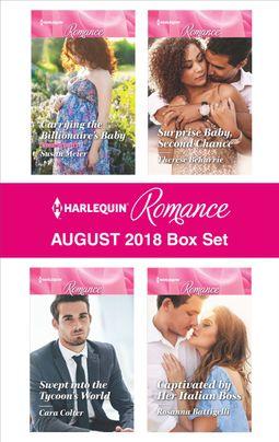 Harlequin Romance August 2018 Box Set
