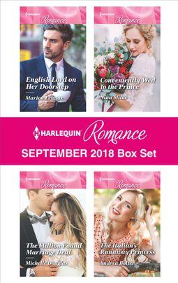 Harlequin Romance September 2018 Box Set