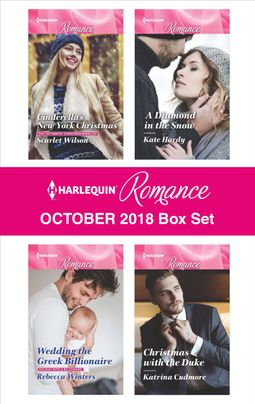 Harlequin Romance October 2018 Box Set