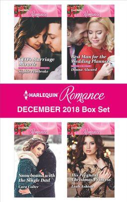 Harlequin | Harlequin Romance December 2018 Box Set