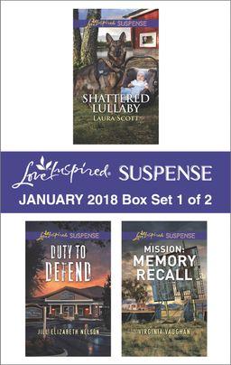 Harlequin Love Inspired Suspense January 2018 - Box Set 1 of 2