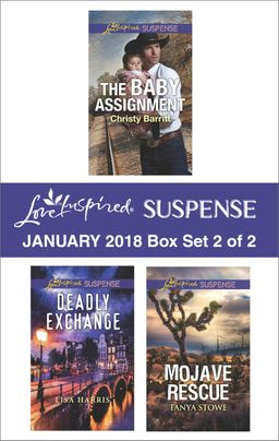 Harlequin Love Inspired Suspense January 2018 - Box Set 2 of 2