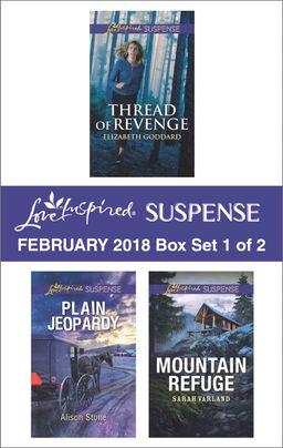 Harlequin Love Inspired Suspense February 2018 - Box Set 1 of 2