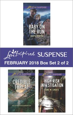Harlequin Love Inspired Suspense February 2018 - Box Set 2 of 2