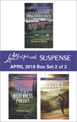 Harlequin Love Inspired Suspense April 2018 - Box Set 2 of 2