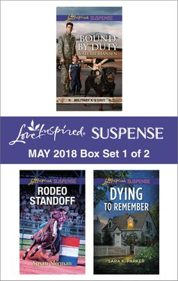 Harlequin Love Inspired Suspense May 2018 - Box Set 1 of 2